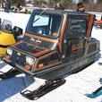 1973 Skidoo Elite Side-by-Side Vintage Snowmobile